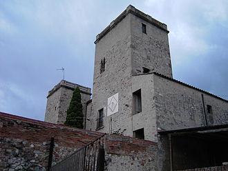 Parets del Vallès - View of Torre d'en Malla