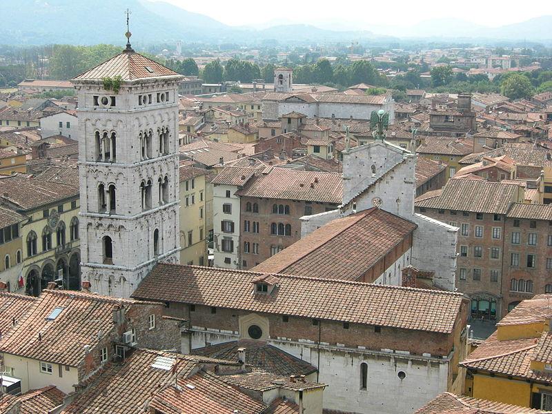 File:Torre dell'orologio, view 09, san michele in foro.JPG