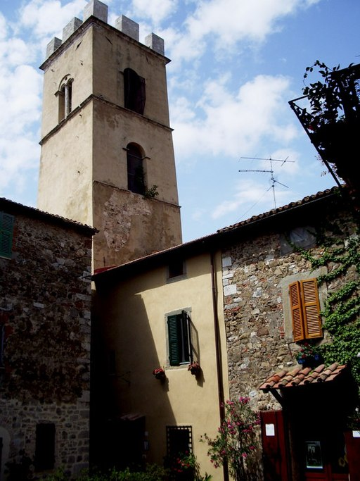 Torre di San Lorenzo Montemerano (GR)