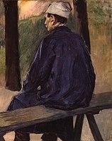 Toulouse-Lautrec - A Convalescent, 1891.jpg