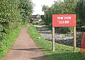 Tow Path Closed, Stourton, Staffordshire - geograph.org.uk - 974446.jpg