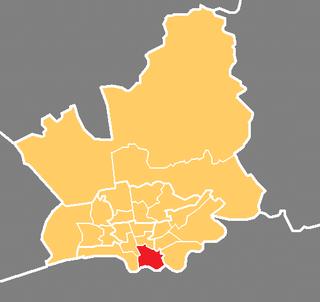 Avenham human settlement in United Kingdom
