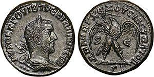 Trebonianus Gallus - Trebonianus Gallus