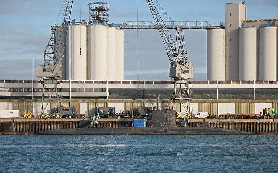 Trafalgar Class SSN Southampton BB