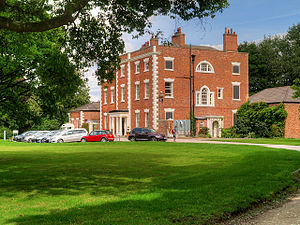 Image result for images of Trafford Hall, Chester