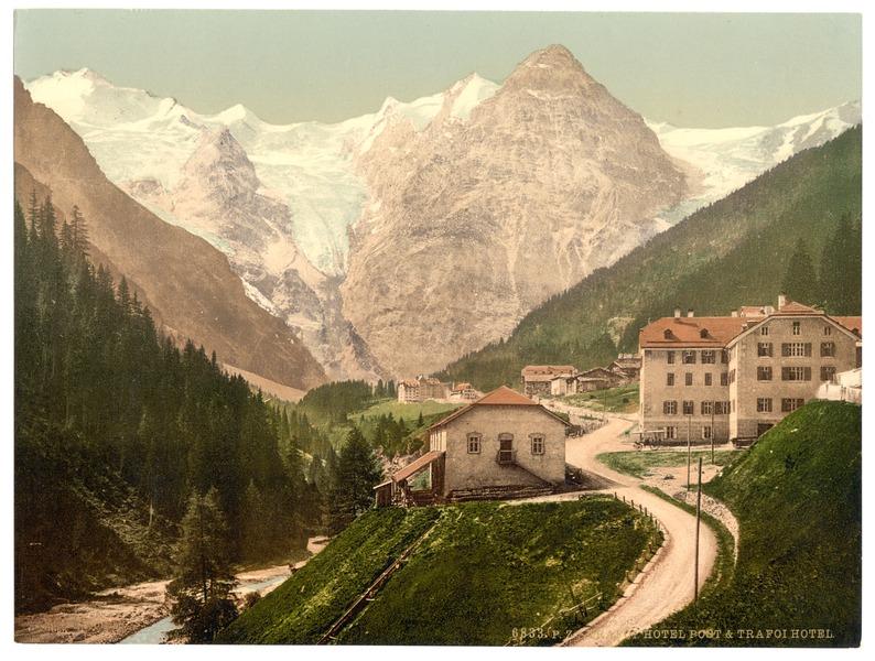 Hotel Post Trafoi Am Ortler Sudtirol