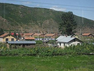 Zalantun - Image: Tranquil village panoramio