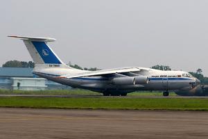 2007 Mogadishu TransAVIAexport Airlines Il-76 crash - Image: Trans Avia Export Ilyushin Il 76TD EW 78849 MES 2005 1 21