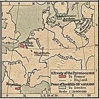 Території що відійшли від іспанії до
