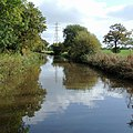 Trent and Mersey Canal near Handsacre, Staffordshire - geograph.org.uk - 1559355.jpg