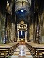 Trento Cattedrale San Vigilio Vescovo Innen Langhaus Ost 5.jpg