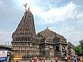 Triambakeshwar Temple Back Corner View.jpg