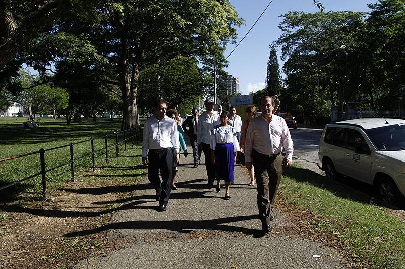 File:Trinidad y Tobago, reunión de cancilleres (11193035924).jpg