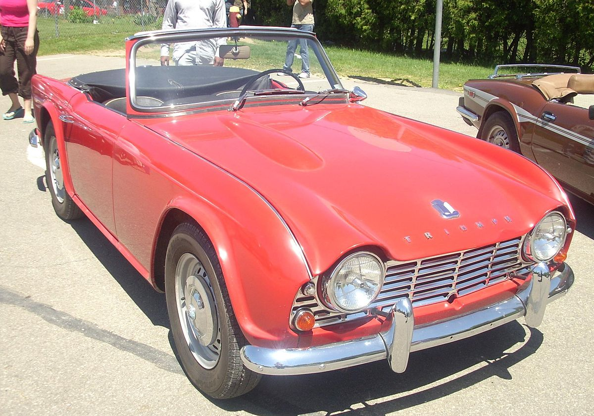 triumph tr4 wikipedia. Black Bedroom Furniture Sets. Home Design Ideas