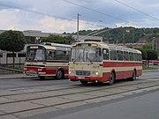 První československý pokus o unifikaci vozidel MHD – trolejbus T 11 a autobus ŠM 11