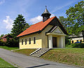 Troubky-Zdislavice, Troubky, new church.jpg