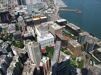Yau Tsim Mong District - Tsim Sha Tsui East