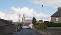Tullow St. Columba's Church as seen from Chapel Lane 2013 09 06.jpg