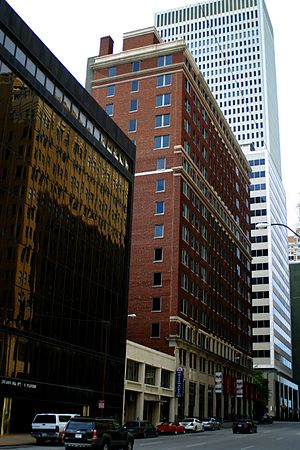Oil Capital Historic District (Tulsa, Oklahoma) - Image: Tulsa Oklahoma Downtown Buildings