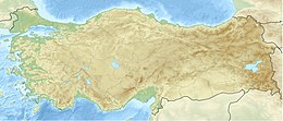 2011 Van earthquakes is located in Turkey