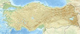 Van Fortress is located in Turkey