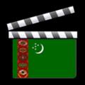 Turkmenistan film clapperboard.png