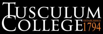 Tusculum College - Image: Tusculum College Logo