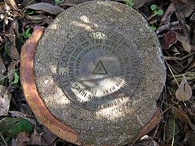 U.S. Coast & Geodetic Survey Triangulation Station.jpg