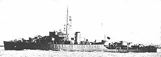 USS <i>Muskegon</i> (PF-24) Tacoma-class frigate