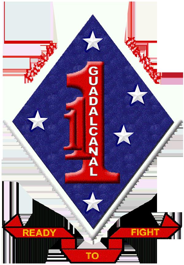 USMC - 1st Battalion 1st Marines