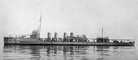 爱立信号驱逐舰 (DD-56)