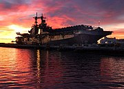 USS Boxer (LHD-4), San Diego