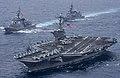 USS Carl Vinson, CVN-70,JS Ashigara, DDG-178,JS Samidare, DD-106.jpg
