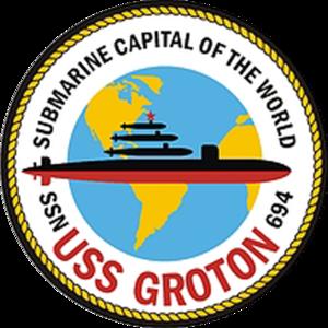 USS Groton (SSN-694) - Image: USS Groton SSN694