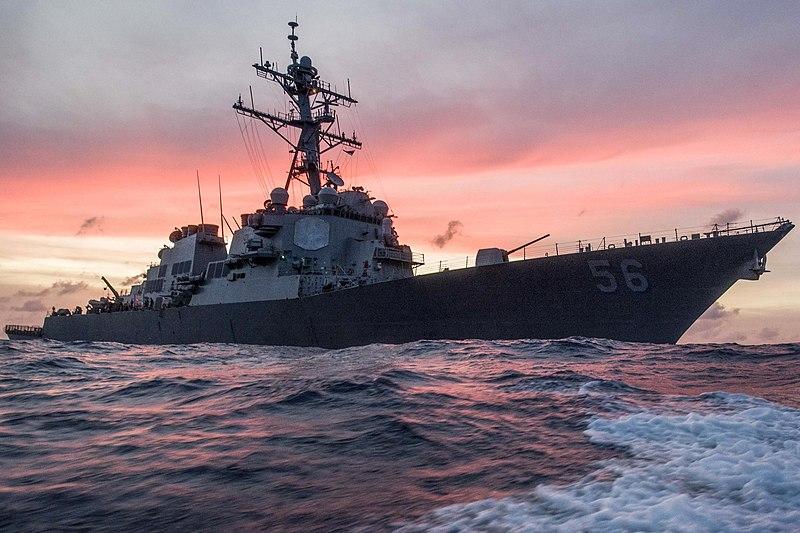 USS John S McCain South China Sea 1.JPG