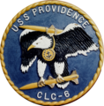 USS Providence (CLG-6) insignia 1960 (NH 102467-KN).png