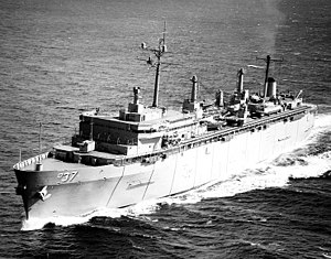 USS Samuel Gompers