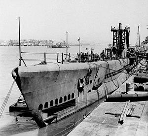 USS Spot SS-413 July1944