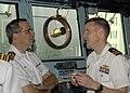 US Navy 090714-N-0924R-004 Capt. Jeferson Scofield talk during a.jpg