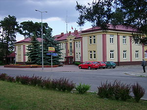 Pionki - Pionki Town Hall