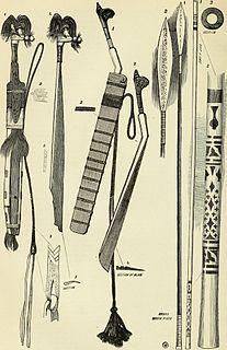 Parang Latok Type of Parang, Sword