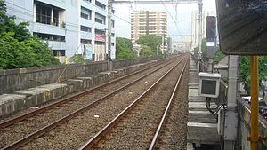 United Nations LRT station - Image: United Nations LRT Station in Ermita, Manila 2