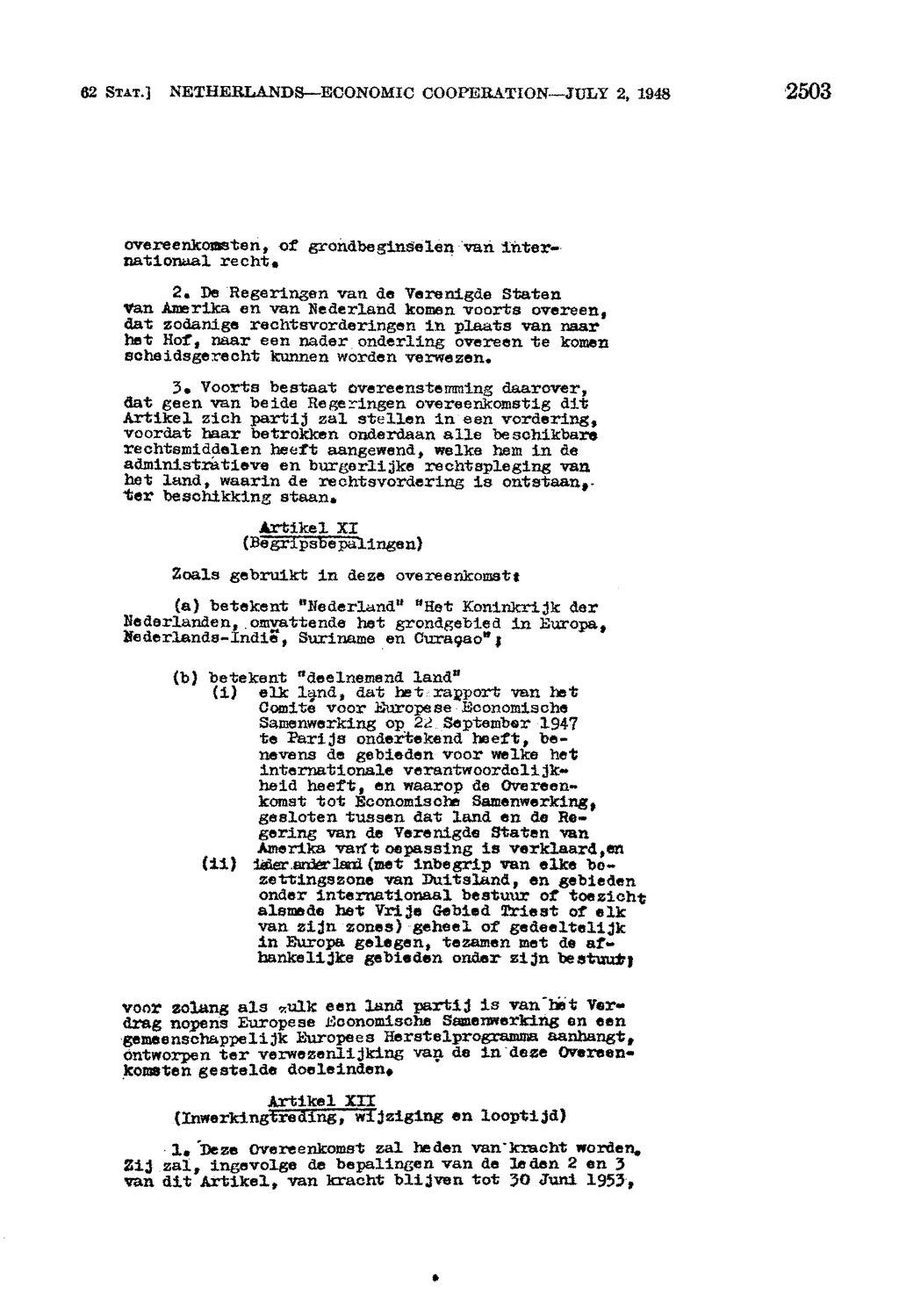 Pageunited States Statutes At Large Volume 62 Part 2djvu