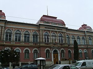 Technical University of Cluj-Napoca - Faculty of Electronics and Faculty of Electrical Engineering