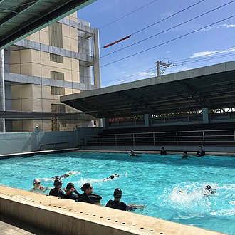 Cebu Doctors' University - CDU Swimming Pool