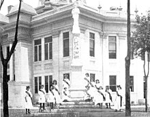 list of confederate monuments and memorials wikipedia PA Capitol courthouse monuments edit