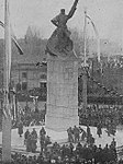 Unveiling of Lotnika Monument in Warsaw (1932-11-11).jpg