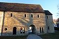 Upper Bavaria - 2019-02-16 Chiemsee 090 Fraueninsel, Karolingische Torhalle (32255035097).jpg