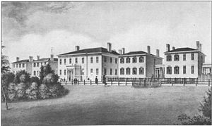 Family Compact - Upper Canada College, 1835.