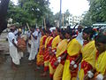 Uraw dance in Adibasi Day, August 9, 2011 by Biplob Rahman 1.jpg